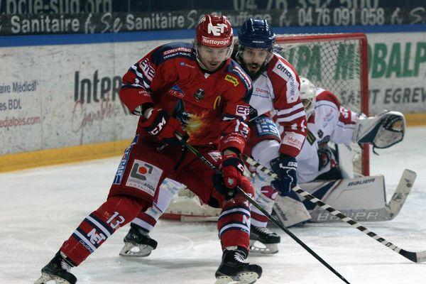 Le dernier affrontement entre Grenoble et Mulhouse, le 9 février dernier, s'était soldé par une défaite des Alsaciens (2 à 0).