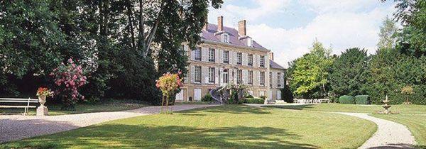Le château de Pierry éligible au Pass Patrimoine, lancé en octobre 2019.