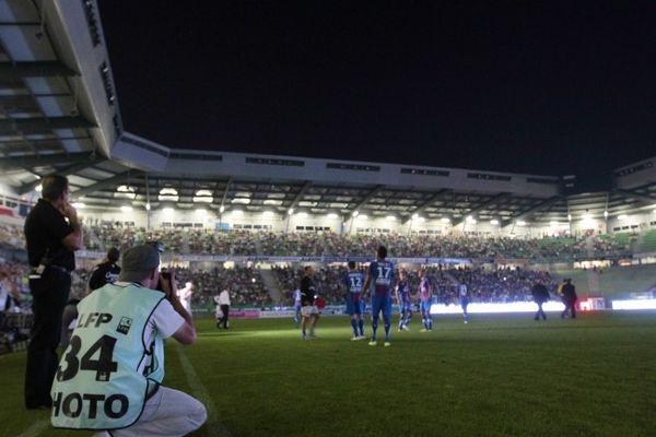 Le lieu du duel : le stade Michel d'Ornano
