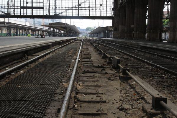 Gare d'Austerlitz à Paris
