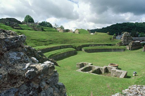 Le théâtre romain de Lillebonne fait partie des 18 sites sélectionnés.