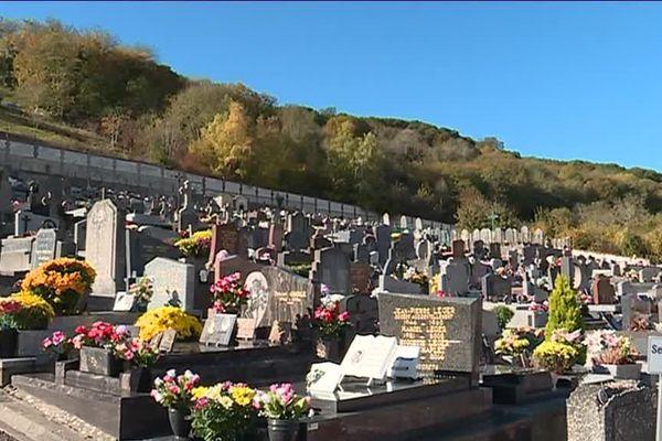 Le cimetière d'Elbeuf-sur-Seine