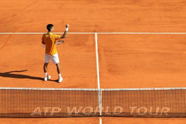 Monte-Carlo: Novak Djokovic en huitièmes de finale