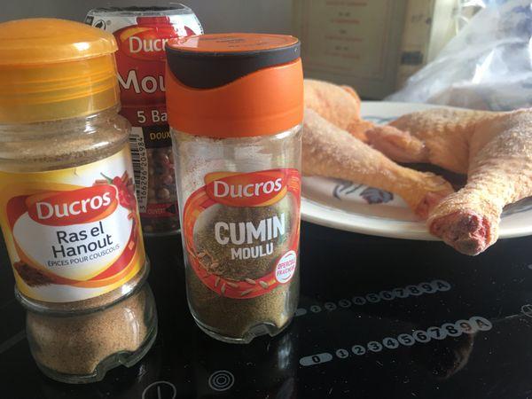 L'odeur des épices ou la nostalgie en cuisine