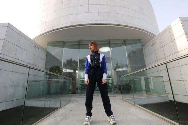 Enregistrement du concert de la chanteuse Suzane au musée des arts asiatique de Nice, à voir le 4 mars à 19h sur paca.france3.fr