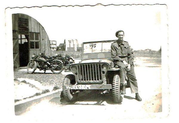La mission de Jack Harrison : récupérer matériel et véhicules dans les zones de guerre.