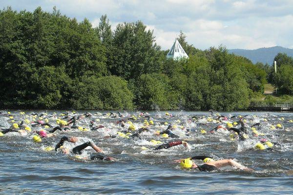 L'étang du Malsaucy servira de décor aux épreuves de natation