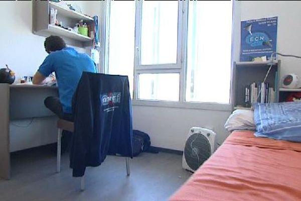 247 logements viennent d'être inaugurés en cette rentrée sur le campus de Saint-Jean d'Angely.