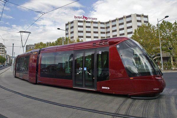 Le tramway de Clermont-Ferrand sera à l'arrêt cet été pour une 3ème phase d'entretien de la chaussée.