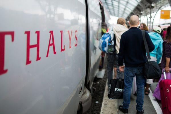 La sécurité va être renforcée avant l'embarquement dans les Thalys