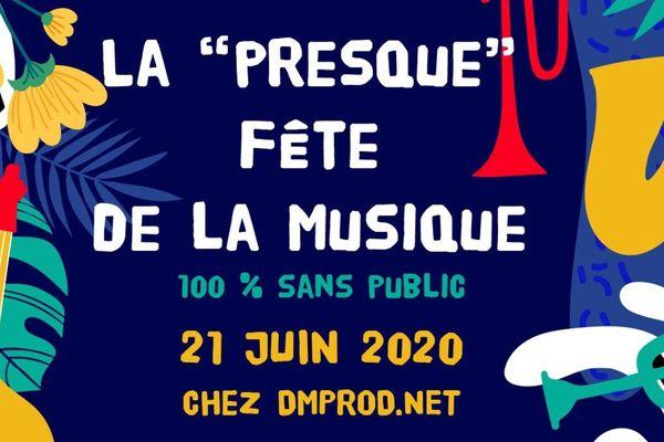 """Les huit groupes et artistes qui se produiront sont tous du Haut-Doubs pour cette """"presque"""" fête de la musique locale."""