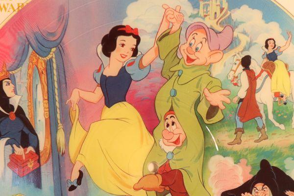 Disney a élaboré de très nombreux Picture Discs.