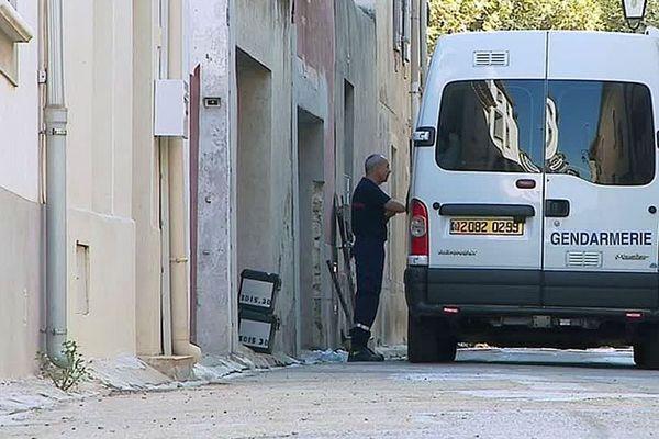 Aimargues (Gard) - un quinquagénaire décède dans l'incendie de sa maison - 20 septembre 2018.