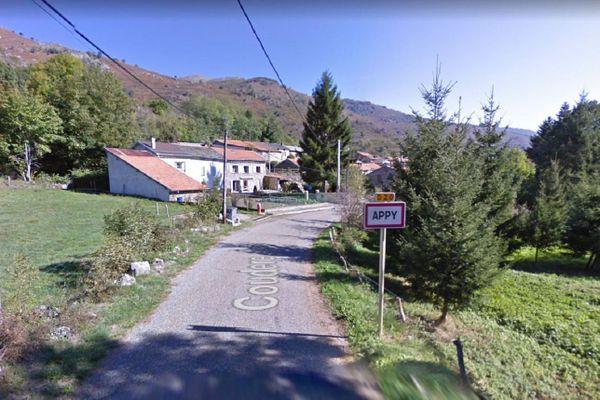 Le village d'Appy est situé à quelques kilomètres d'Ax-les-Thermes en Ariège