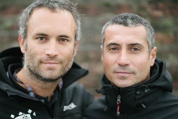 Les skippers Fabrice Amedeo et Giancarlo Pedote s'élanceront du Havre pour emprunter la route du café et tenter de rejoindre Salvador de Bahia, au Brésil, à bord de l'Imoca Newrest - Brioche Pasquier.