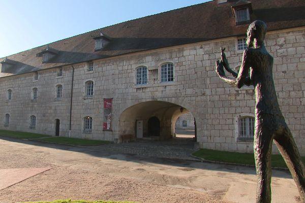 Le musée de la résistance et de la déportation a été ouvert en 1982, à la citadelle de Besançon.