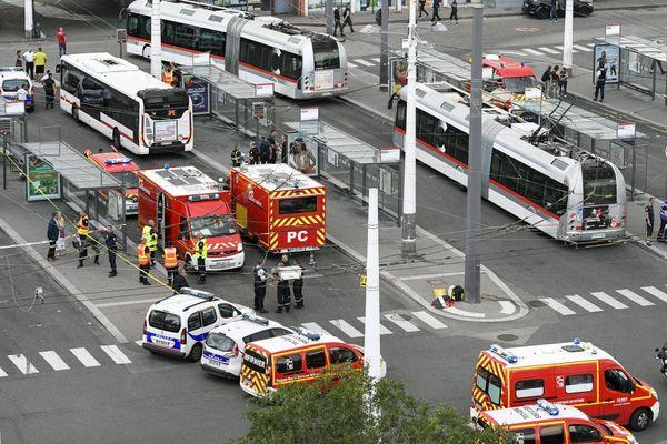 L'attaque au couteau avait été perpétrée à la gare routière Laurent Bonnevay, à Villeurbanne, le samedi 31 août 2019.