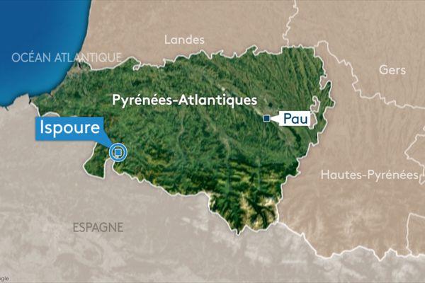Une fuite accidentel de fioul est survenue à Ispoure.
