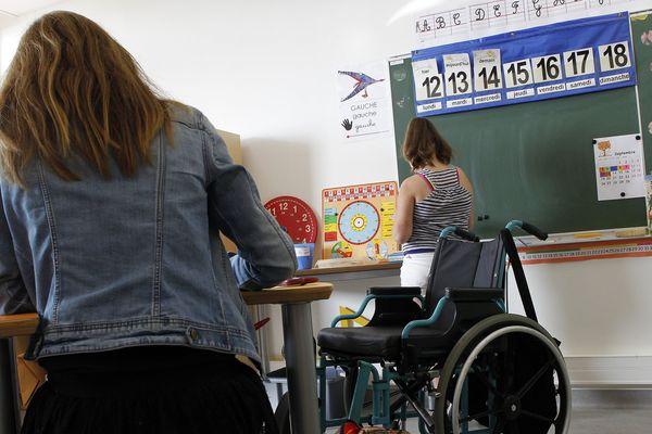 L'éducation nationale à l'heure de l'école inclusive (image d'illustration).