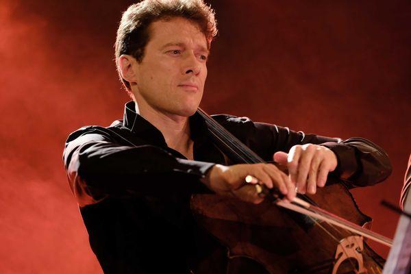 Le violoncelliste François Salque