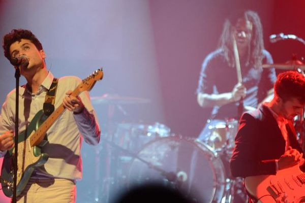 BB Brunes en concert à Angers, 3-10-2013