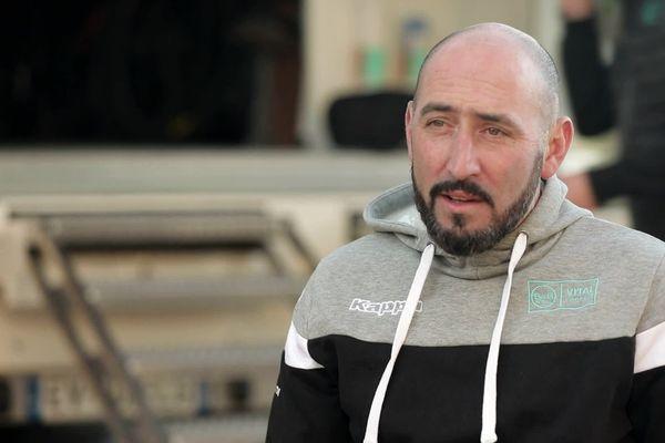 Jérôme Pineau, directeur sportif de la formation B&B Hôtels-Vital Concept