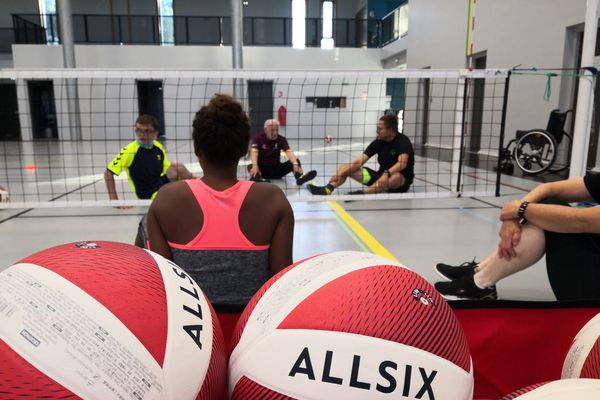 sitting volleyball part enters its third season