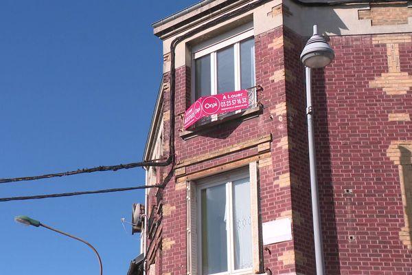 À Tergnier dans l'Aisne, dans certaines zones, les logements sont soumis à autorisation avant d'être mis en location.