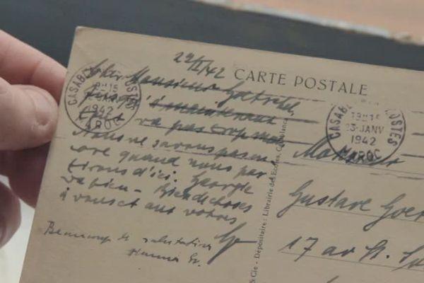 """""""L'héritage retrouvé"""". Réalisation : Pierre Goetschel"""