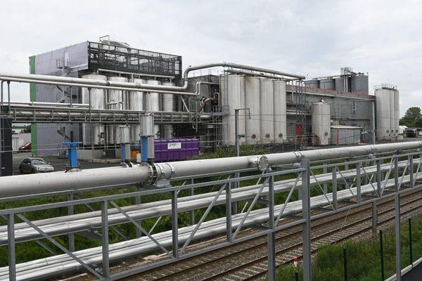 Emeraude Bio énergie, le plus grand méthaniseur sans épandage d'Europe à Lamballe