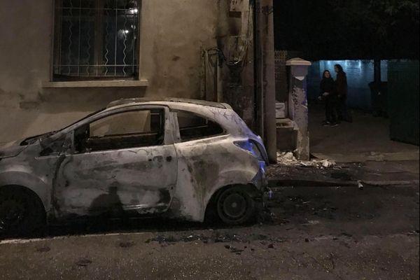 Sur les 10 dernier mois, 10 incendies ont éclaté dans ce quartier de Nîmes.