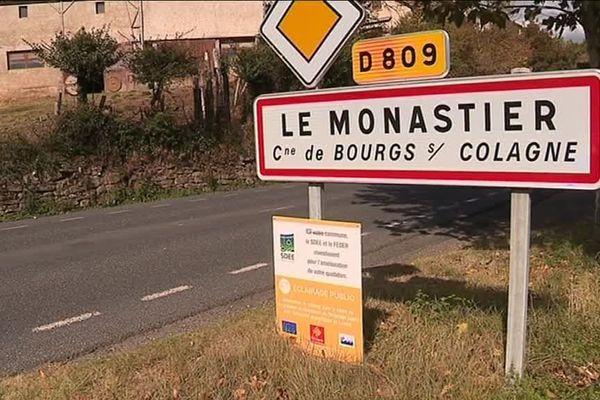 La commune nouvelle de Bourgs-sur-Colagne en Lozère