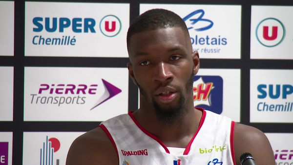 Vafessa Fofana joueur de Cholet Basket