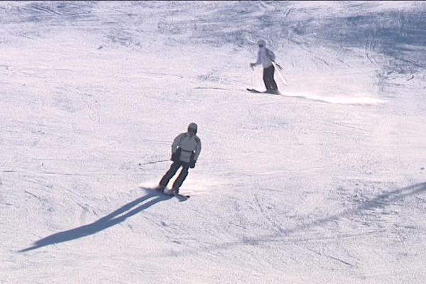La plupart des stations des Alpes du Sud ont fait le plein de poudreuse pour ce week-end