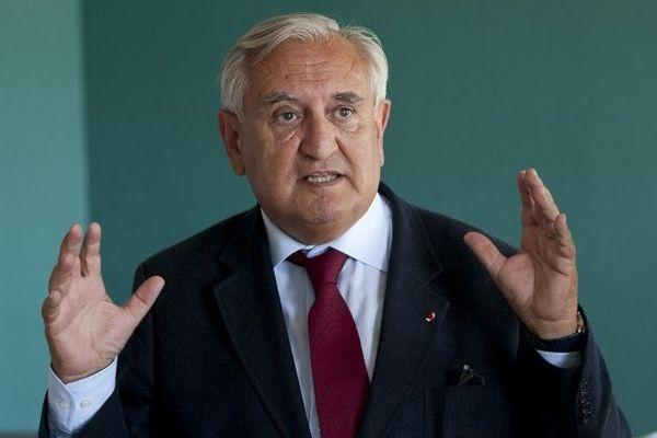 Jean-Pierre Raffarin, co-président par intérim de l'UMP et sénateur de la Vienne