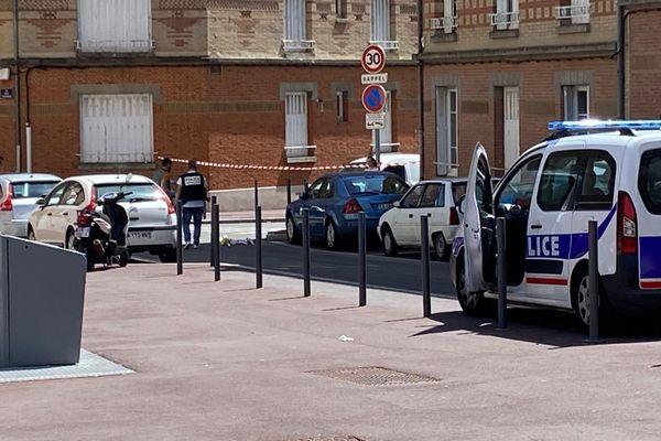 Un homme a été tué à l'arme blanche, le 9 juillet 2020, dans la cité des Coutures à Limoges.