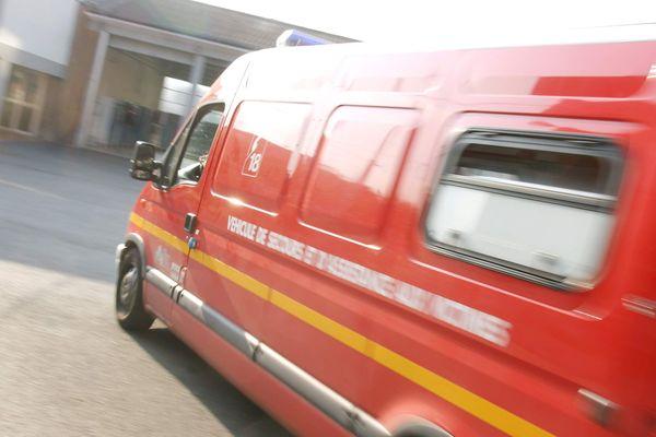 Les pompiers avaient réanimé la victime.
