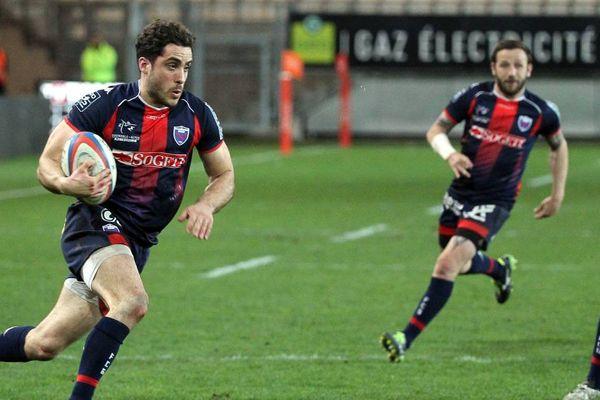 Le FCG photographié la semaine dernière face à Aurillac.