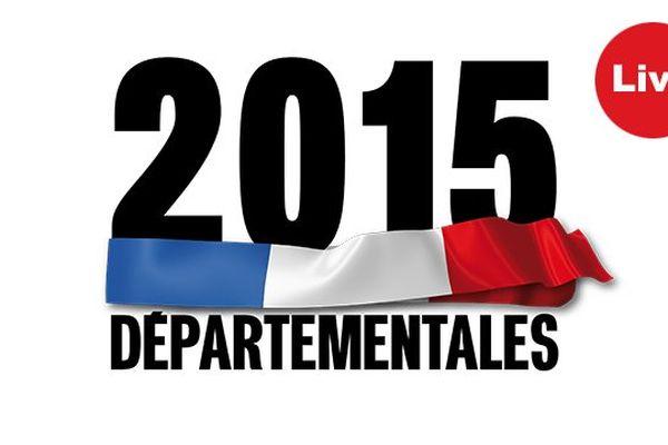 Les départementales 2015 en live