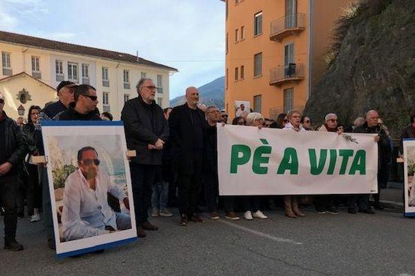 Une marche blanche en hommage à Barthélemy Casanova, le 08 février à Corte