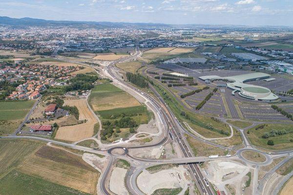 Lundi 3 février, la préfecture du Puy-de-Dôme a annoncé l'installation de radars de chantier au sud de Clermont-Ferrand, sur le chantier de l'A75.