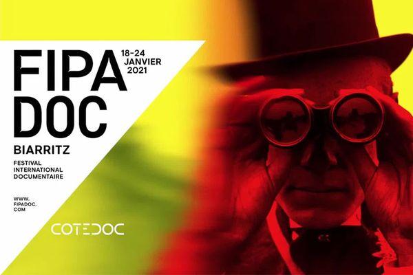 Affiche Fipadoc 2021