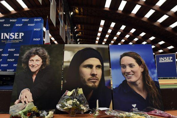 """En 2015, lors du tournage de l'émission """"Dropped"""", en Argentine, deux hélicoptères entrent en collision faisant dix morts. A bord, les sportifs français Camille Muffat, Florence Arthaud et Alexis Vastine."""