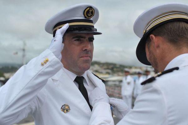 Le Maître Romuald Le Roux était originaire de Theix-Noyalo dans le Morbihan