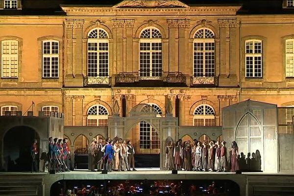 Deux dates sont programmées en Lorraine dans la tournée de l'opéra en plein air Carmen.