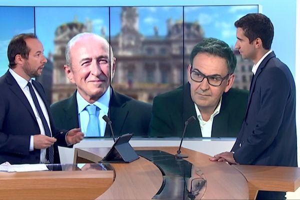 Morgan Griffond, nouveau patron de LREM Lyon et Rhône, a répondu à nos questions sur la campagne municipale de mars 2020, ce mercredi 2 octobre.