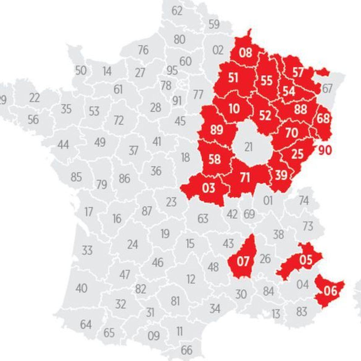 dijon département