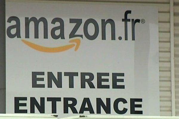 Amazon a installé son 3ème site en France en juin 2012.