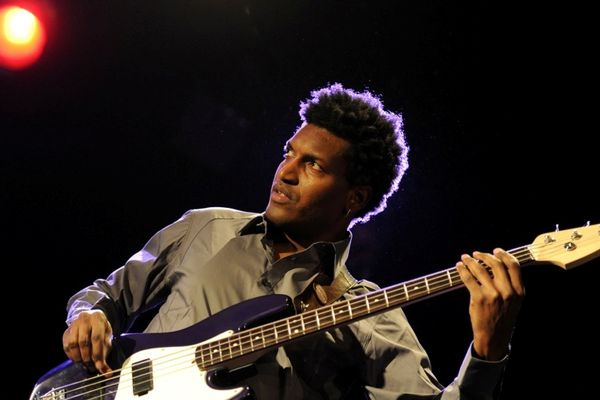 Mark Richard Mirand Trio au Reims Jazz Festival 2012 - Centre Culturel St-Exupéry - Mercredi 14 novembre 20h30