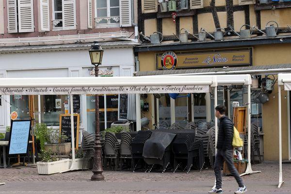 Les bars et les restaurants gardent portes closes depuis maintenant presque six mois. Photo d'illustration
